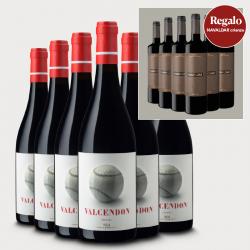 Pack Regalo - 6 Botellas...